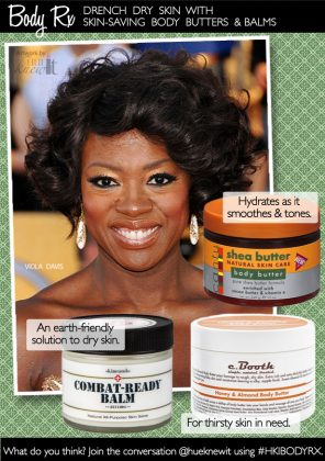 Soothe Dry Skin With Body Butters & Balms