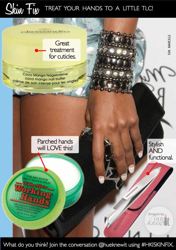 HAND CARE: Treat Your Hands to a Little TLC