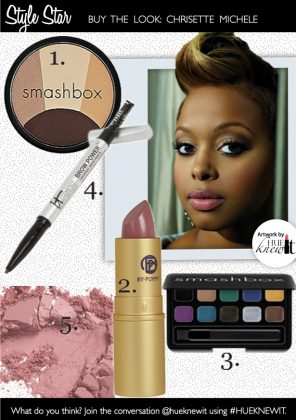 Get the Beauty Look of Chrisette Michele
