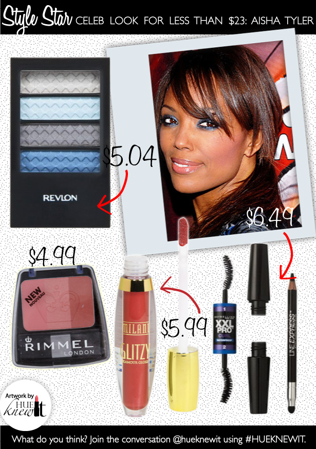Recreate Celebrity Makeup Look For Less than $23