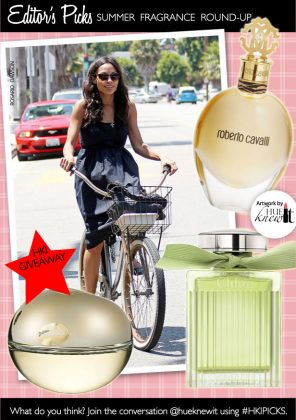 Summer Fragrances That Fit Your Personality