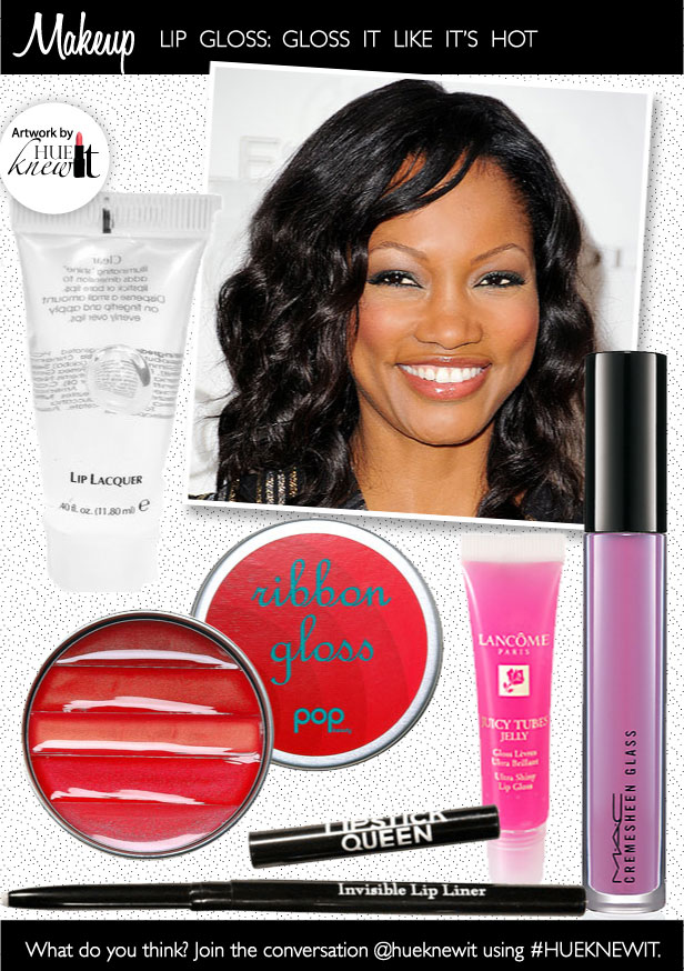 Get the Right Lip Liner and Lip Gloss Look