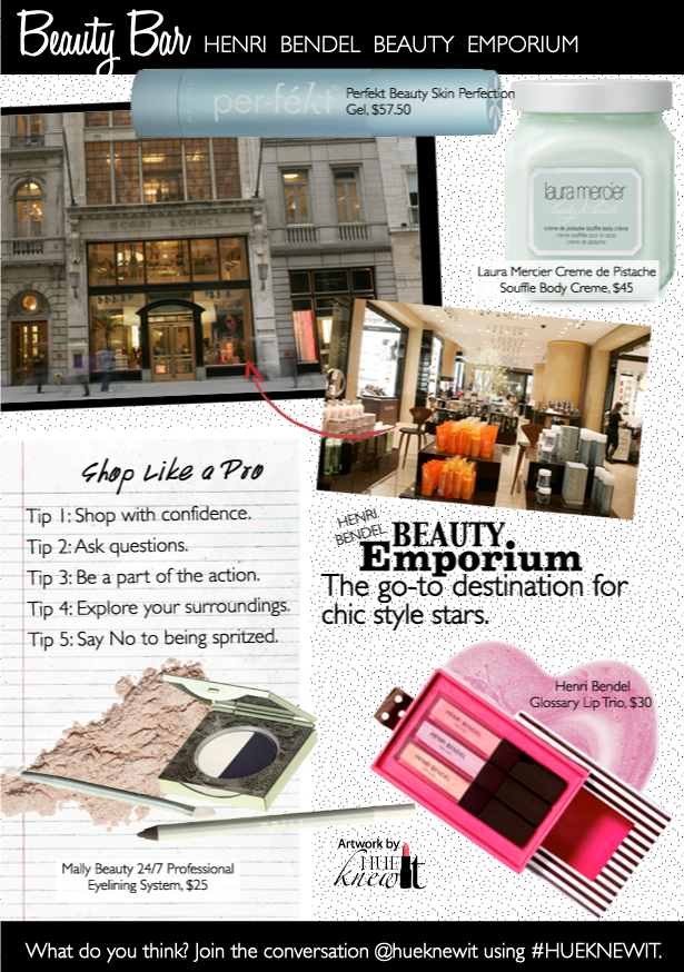 Beauty Emporium: Henri Bendel Beauty Brands