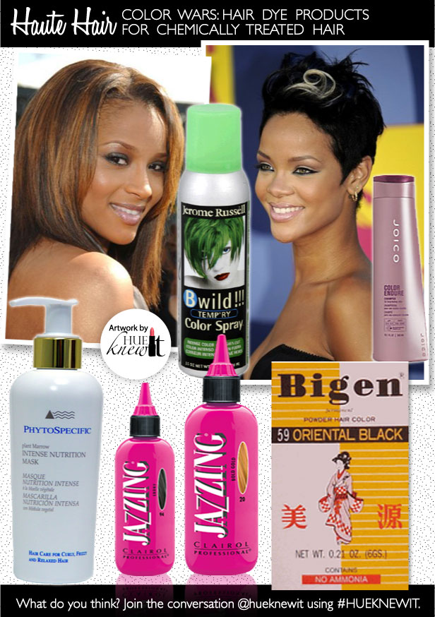 Is There Hair Color For Chemically Treated Hair Relaxed Hair Care