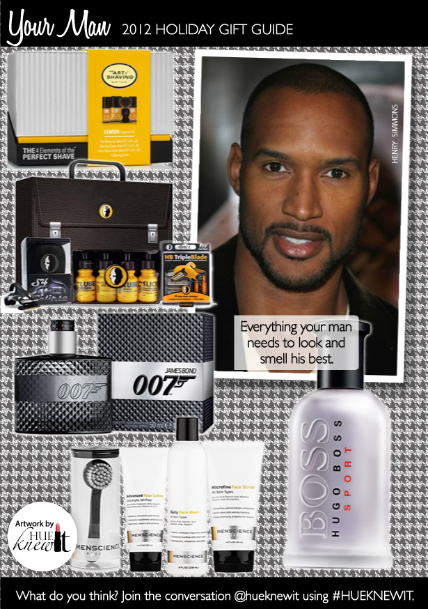 Grooming Picks from Our Holiday Gift Guide For Men