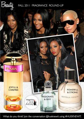 Fall Fragrances for Every Attitude