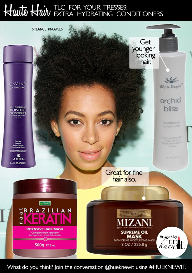 4 Extra Hydrating Conditioners for Black Hair