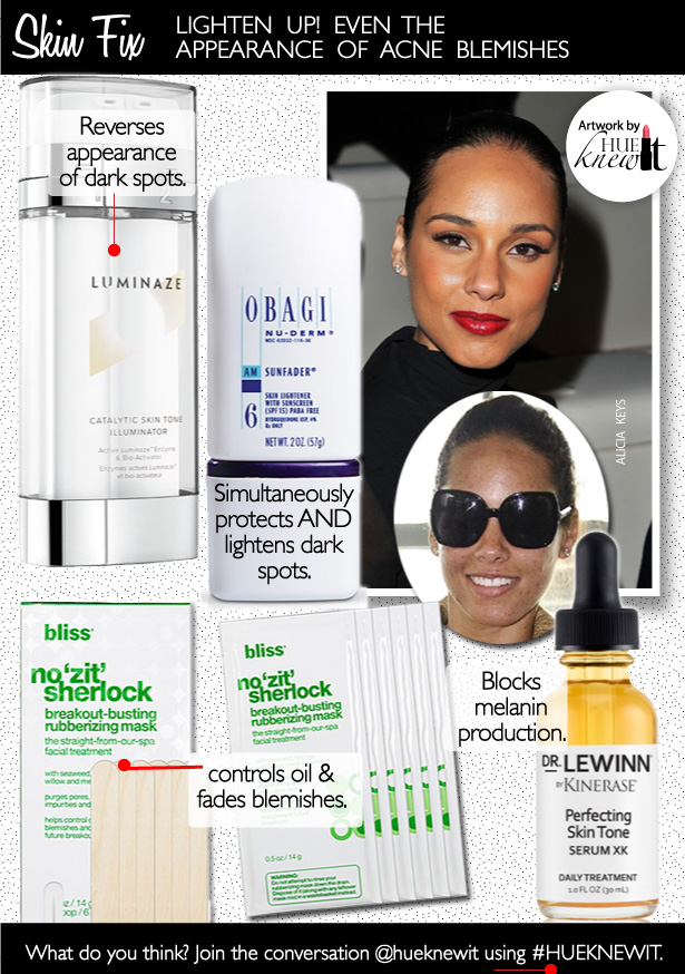 Reduce The Appearance of Blemishes From Acne