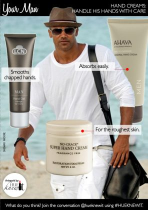 Keep Your Man's Hands Smooth With Moisturizing Hand Creams For Men