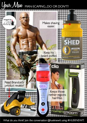 A Do or a Don't: 3 Top Manscaping Tools for Your Man