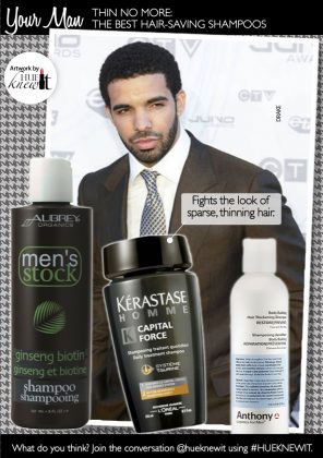 Thin No More: Get The Best Hair Thickening Shampoo for Men