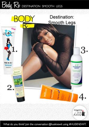 Get Smooth Legs with the 4 Best Leg Shaving Cream for Women