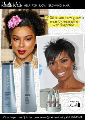 Increase Hair Growth With Products for Slow Growing Hair