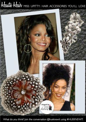Miss Uppity: Half Updo Hairstyles That Rock
