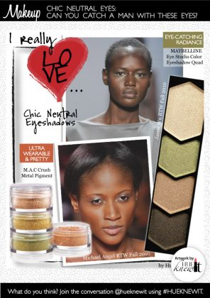 Rock A Warm Neutral Eyeshadow Palette Your Man'll Love