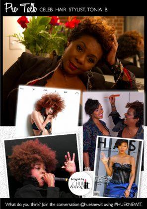 """Celebrity Hair Weave Stylist Tonia B. Talks """"Weaves"""""""
