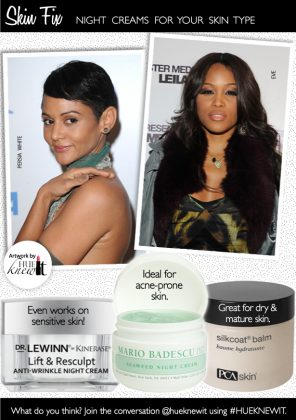 Night Creams For Your Skin Type