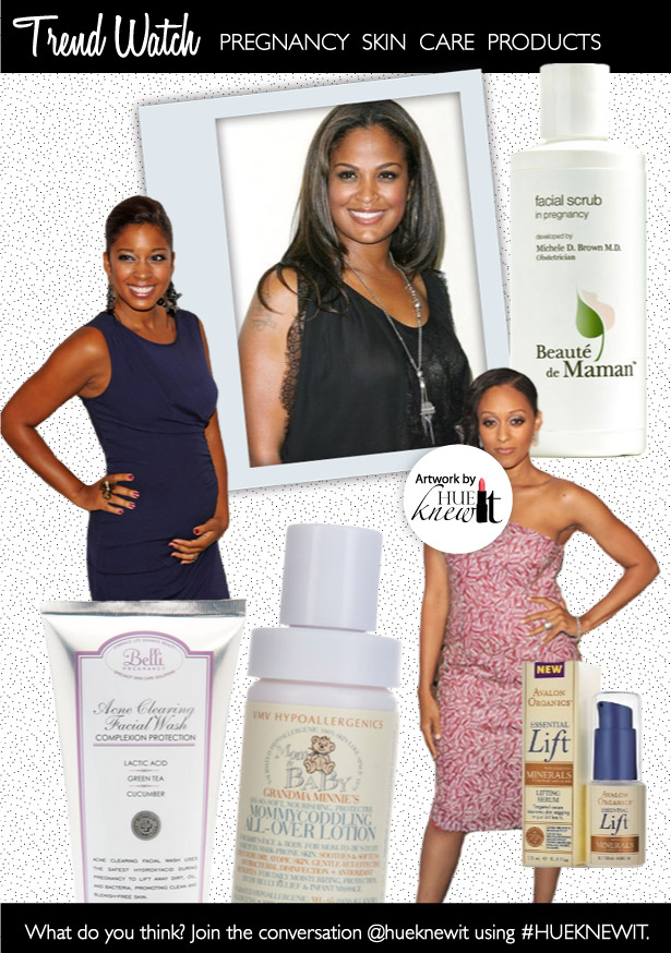Celebrate Your Pregnancy With 4 Skin Care Products for Expectant Mothers