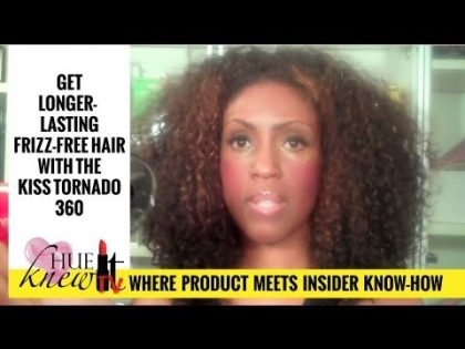 VIDEO: The Secret to Frizz Free Curly Hair