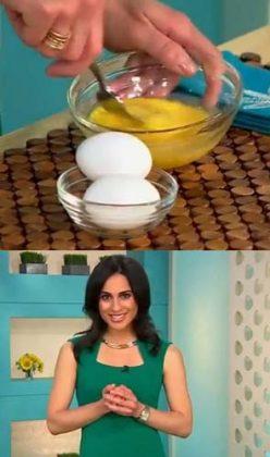 Eggs = Healthy Hair!