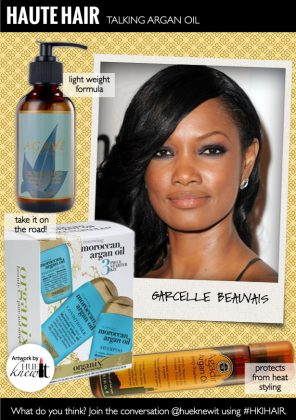 Get An Argan Oil Treatment for Hair