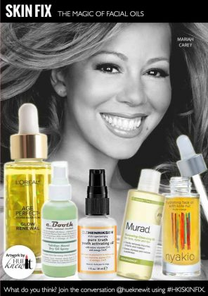 The Magic of Facial Oils