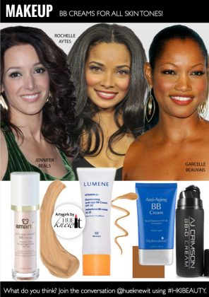 4 BB Creams for Women of Color