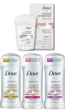 Dove Helps Women Even Armpit Skin Tone