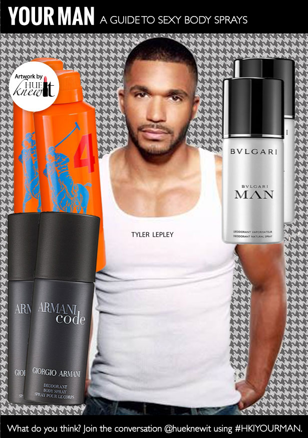 A Guide To Sexy Body Sprays For Men