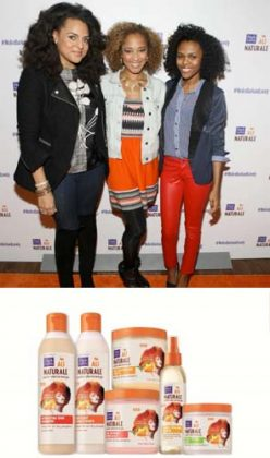 Dark and Lovely Launches Natural Hair Care Line