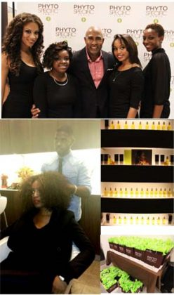 High-End Hair Care Brand Phyto Specific Paris Debuts New Product