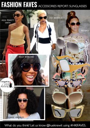 Accessories Report: Sunglasses
