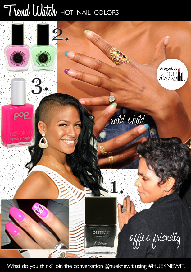 Haute Nail Colors: Trends for Nail Polish Colors You Need To Try