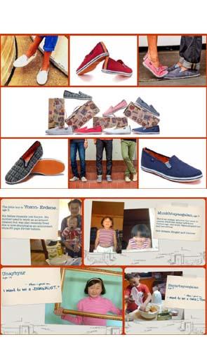 The Gift that Gives Back – Portovelo Shoes