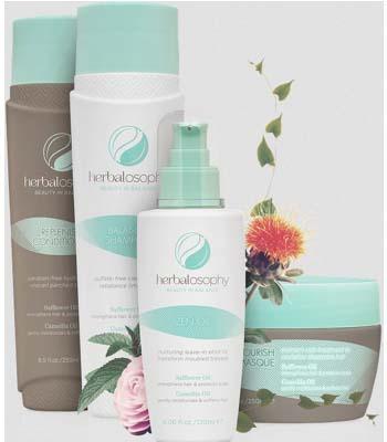 Meet Herbalosophy: Natured-Based Hair Care