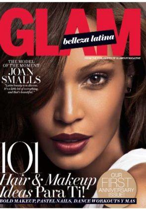 Joan Smalls Interview in Glam Belleza Latina Magazine