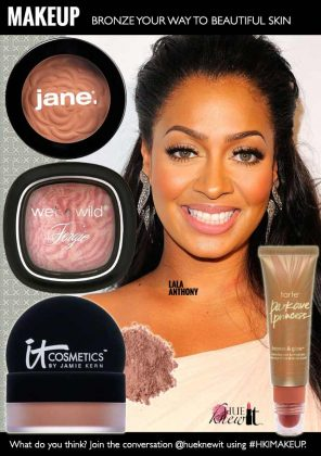4 Fab Bronzers for Brown Skin Tones