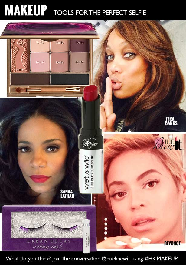 Beauty Must-Haves for the Perfect Selfie
