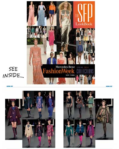 """The SFP LookBook – The Ultimate """"Must"""" for Fashion Lovers"""