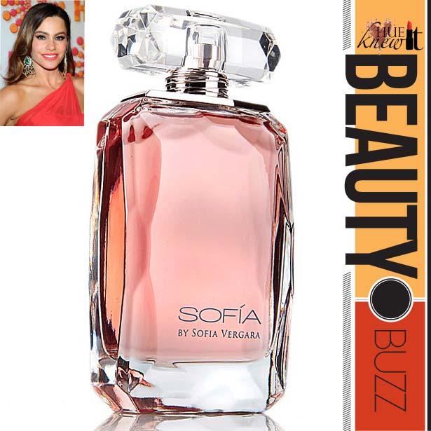 Sofia Vergara Launches NEW Fragrance – SOFIA