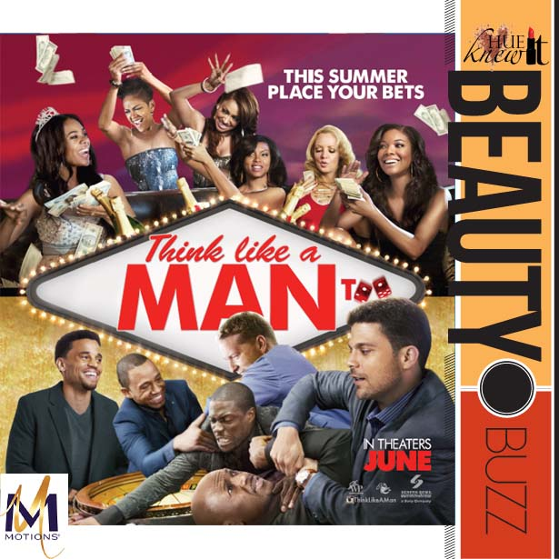 "Win A Trip For 2 To ""Think Like A Man Too"" Premiere!"
