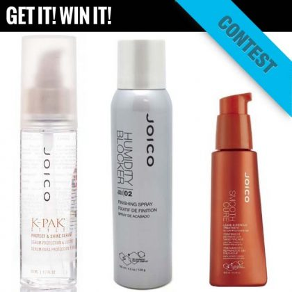 GIVEAWAY: Joico Hair Products