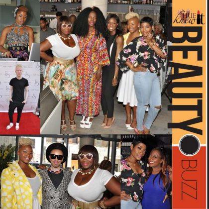 Beauty & Fashion Tastemakers Celebrate Stylist Ursula Stephen