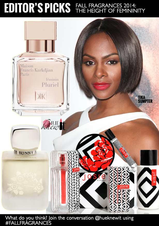 Fall Fragrances 2014: The Height of Femininity