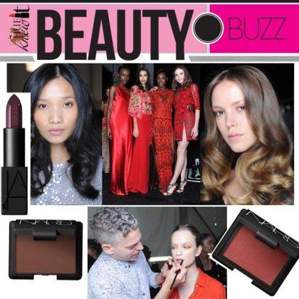 NYFW Spring 2015: NARS Beauty Report – Naeem Khan