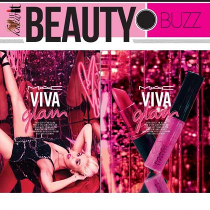 New Face of MAC Cosmetics Viva Glam 2015 Is Miley Cyrus