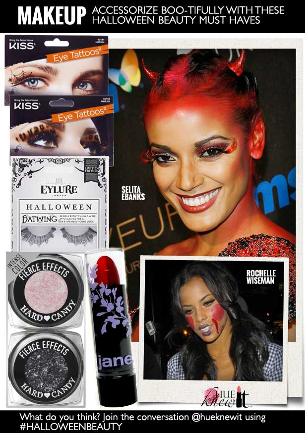 Accessorize Boo-tifully With These Halloween Makeup Musts