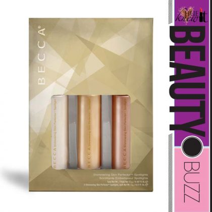 Shimmer This Holiday w/New Becca Cosmetics Kit!