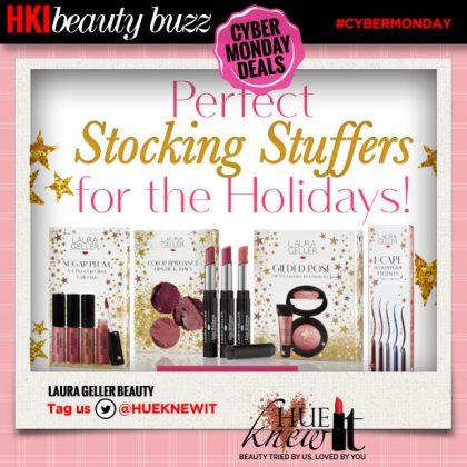 Cyber Monday Beauty Deal: Laura Geller Beauty