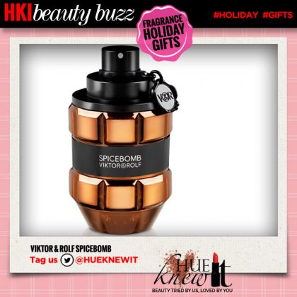 Fragrance Gifts: Viktor & Rolf Spicebomb Copper